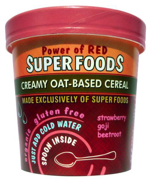 Power Of Red Superfood Cereal Gluten Free, Vegan, ORGANIC