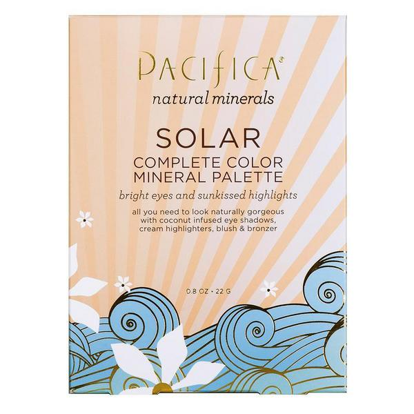 Solar Palette Mineral Make Up Vegan
