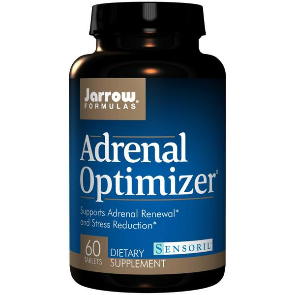 Adrenal Optimizer Supplement In 60tabs From Jarrow Formulas