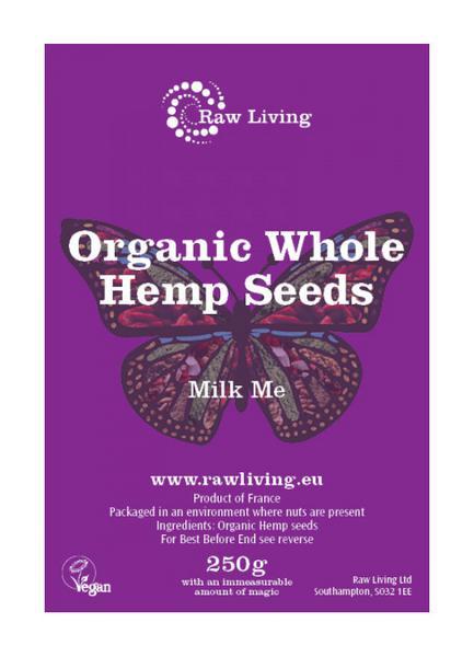 Hemp Seed Whole