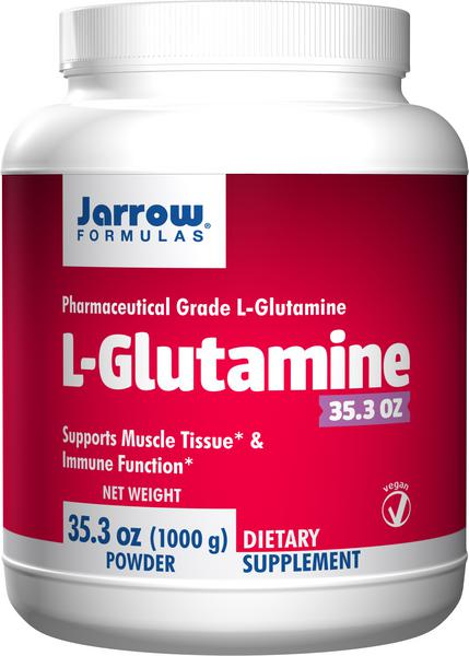 L-Glutamine Supplement 1000mg Vegan