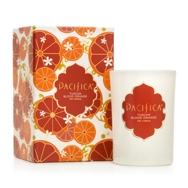 Tuscan Orange Deluxe Candle