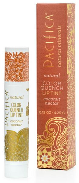 Colour Quench Coconut Nectar Make Up Lip Gloss Vegan