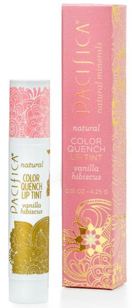 Colour Quench Vanilla Hibiscus Make Up Lip Gloss Vegan