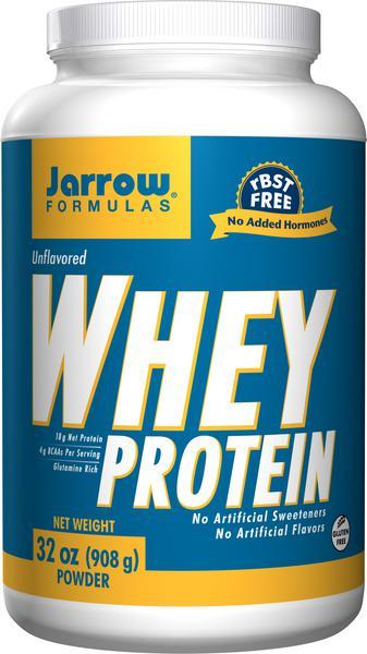 Whey protein powder organic
