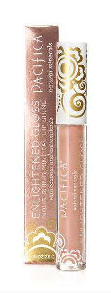 Enlighten Mineral Lip Gloss Make Up Opal Vegan