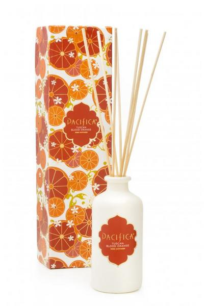 Tuscan Blood Orange Deluxe Reed Diffuser