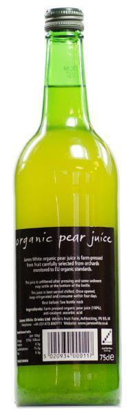 Pear Juice ORGANIC image 2