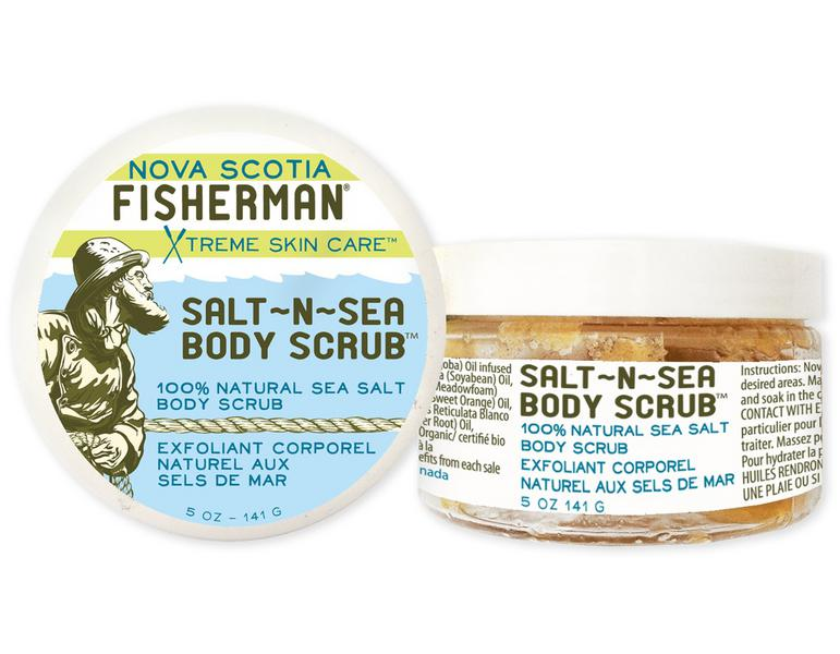 Salt -N- Sea Body Scrub