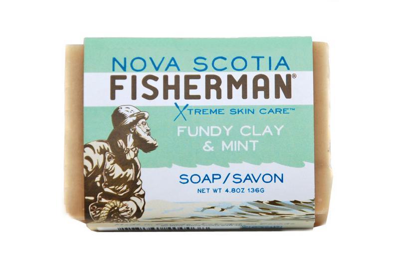 Fundy Clay & Mint Kelp Soap Vegan
