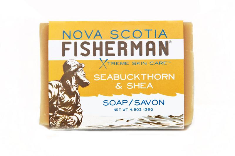 Sea Buckthorn & Shea Butter Kelp Soap Vegan