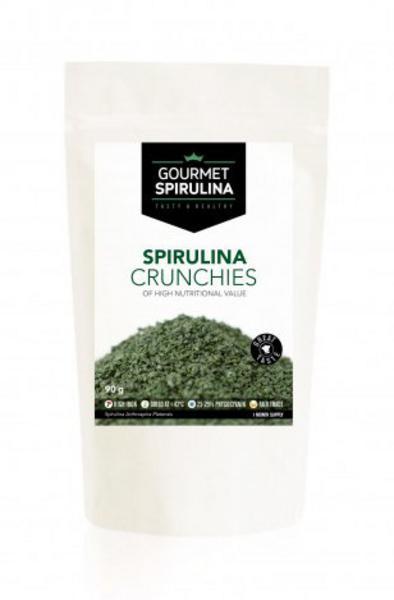 Spirulina Crunchies Snack