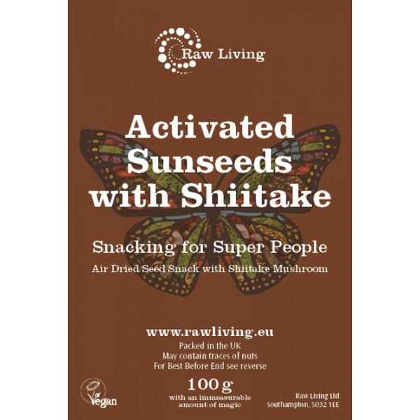 Sun Seeds With Shiitake sugar free