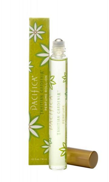 Tahiti Gardenia Roll On Perfume Vegan