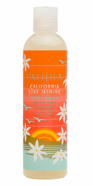 California Star Jasmine Body Wash Vegan
