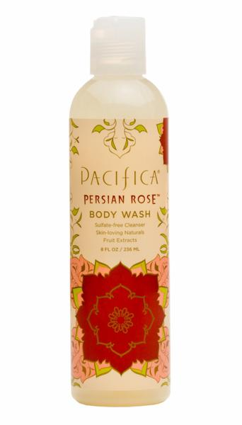 Persian Rose Body Wash Vegan