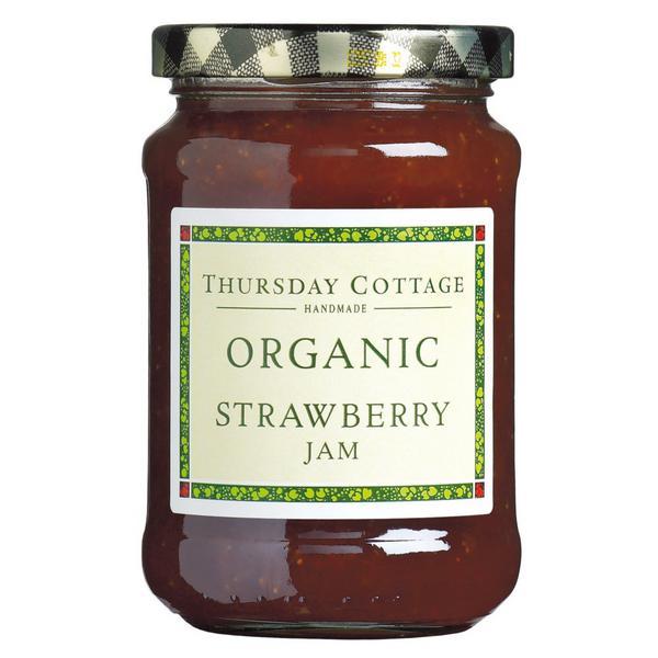 Strawberry Jam ORGANIC
