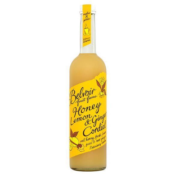 Honey,Lemon & Ginger Cordial