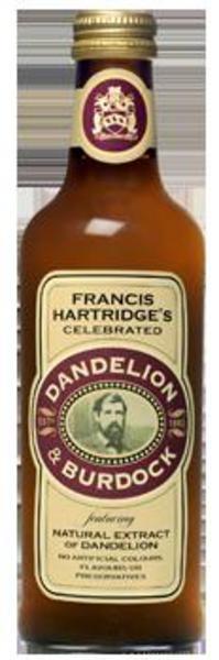 Dandelion & Burdock Drink