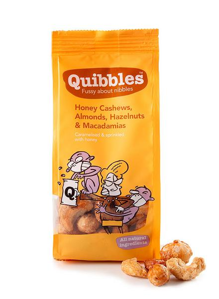 Honey Bee Mine Snack