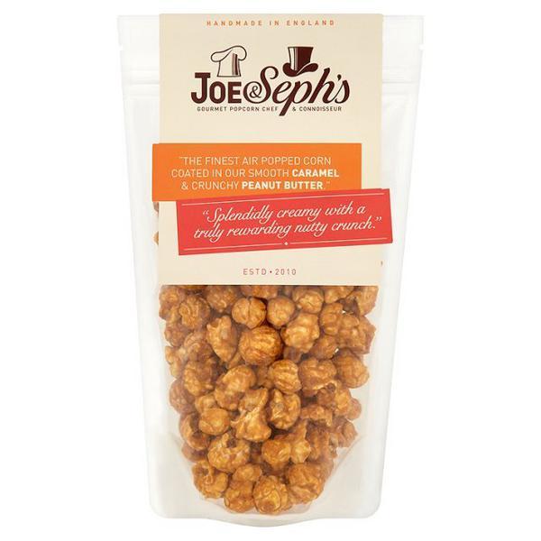 Caramel & Peanut Butter Popcorn Gluten Free