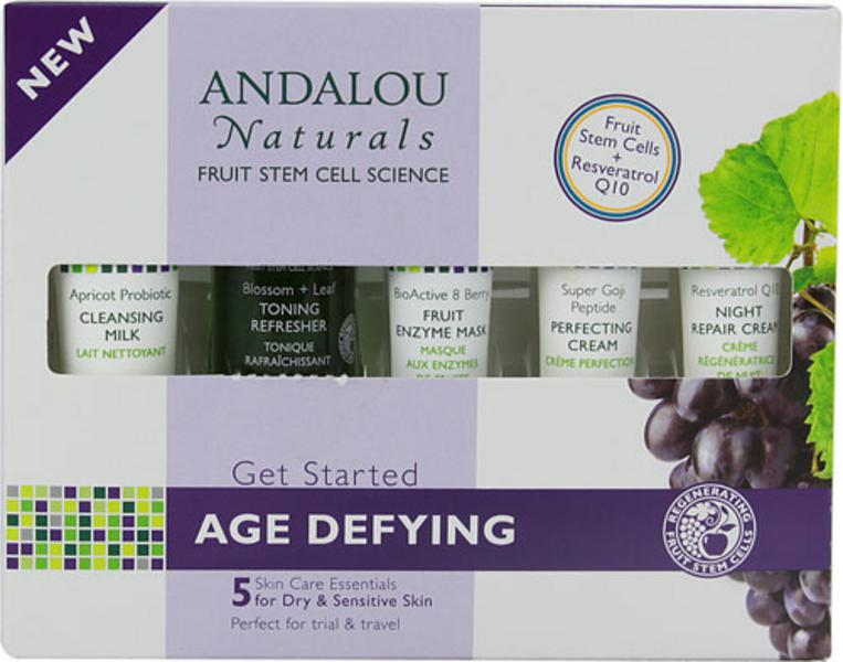 Age Defying Kit Get Started