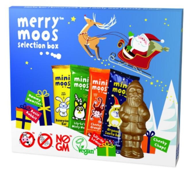 Merry Selection Box dairy free, Gluten Free, Vegan, wheat free