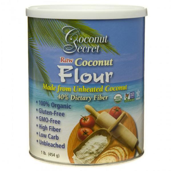Coconut Flour Gluten Free, ORGANIC