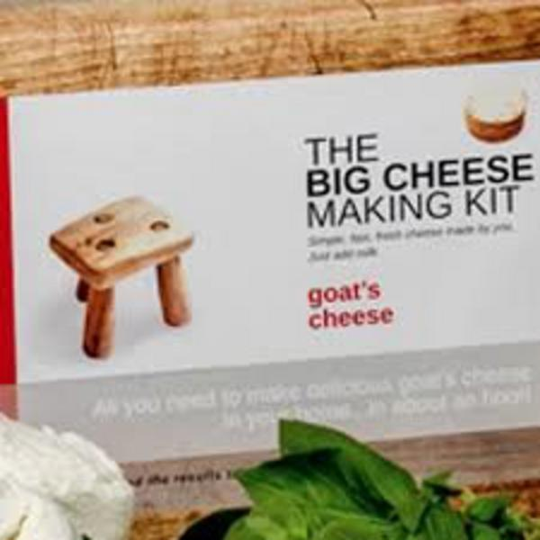 Goat's Cheesemaking Kit