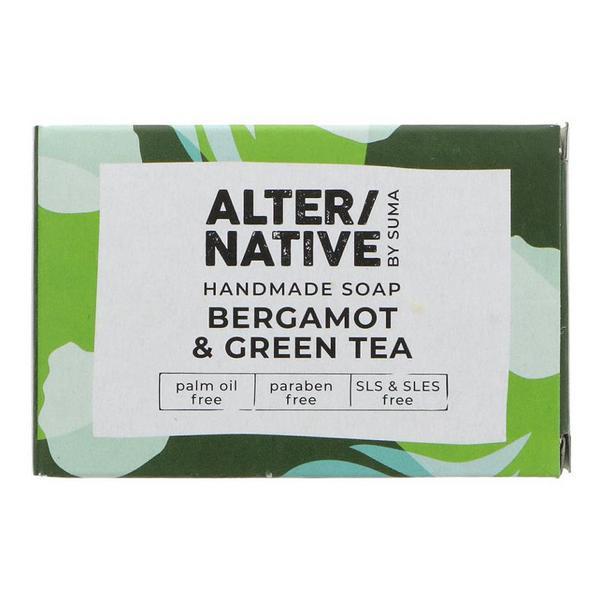 Bergamot & Green Tea Soap Vegan