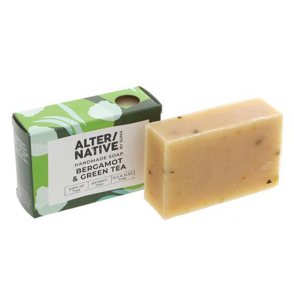 Bergamot & Green Tea Soap Vegan image 2