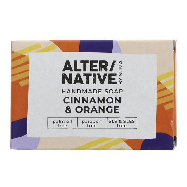 Cinnamon & Orange Soap Vegan