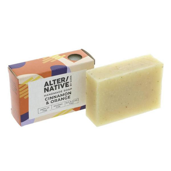 Cinnamon & Orange Soap Vegan image 2