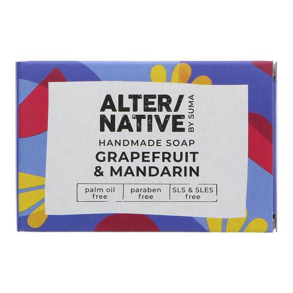 Grapefruit & Mandarin Soap Vegan