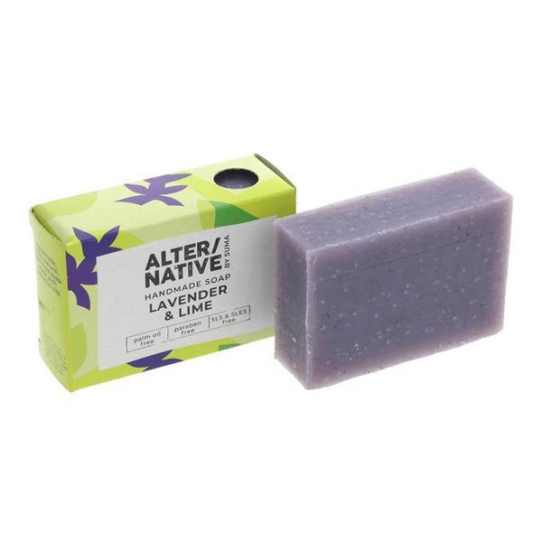 Lavender & Lime Soap dairy free, Vegan image 2