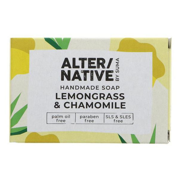 Lemongrass & Chamomile Soap Vegan