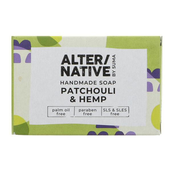 Patchouli & Hemp Soap Vegan