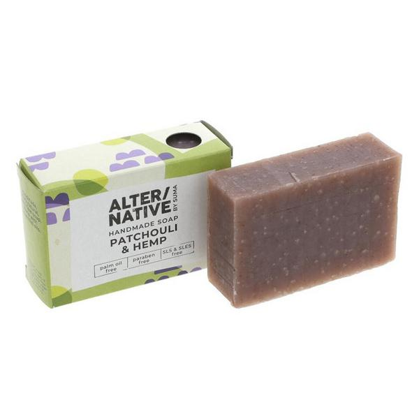 Patchouli & Hemp Soap Vegan image 2