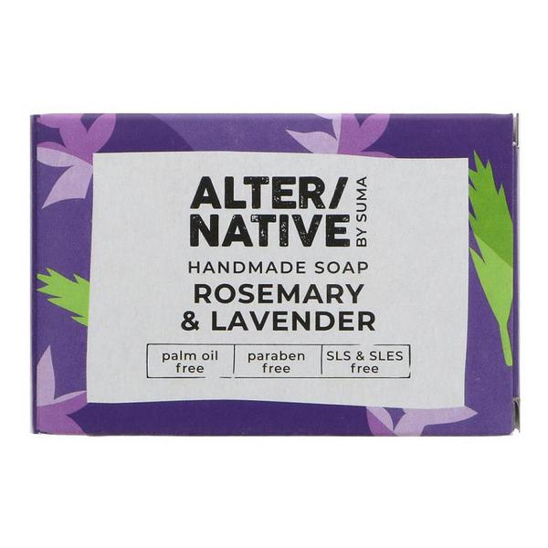 Rosemary & Lavender Soap Vegan
