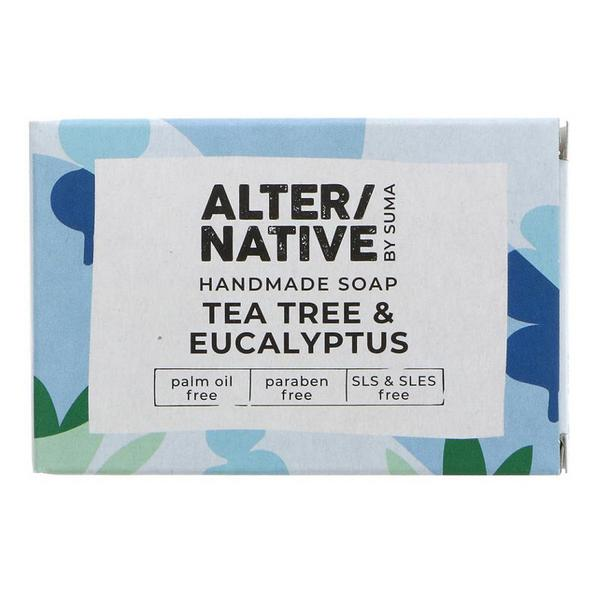 Tea Tree & Eucalyptus Soap Vegan