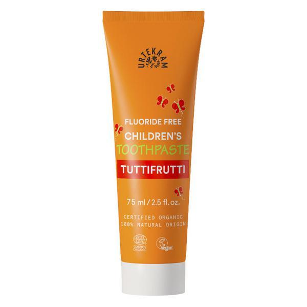 Children's Tutti Frutti Toothpaste Vegan, ORGANIC