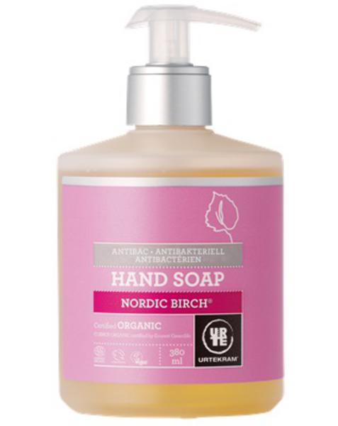 Nordic Birch Anti Bacterial Soap Vegan, ORGANIC