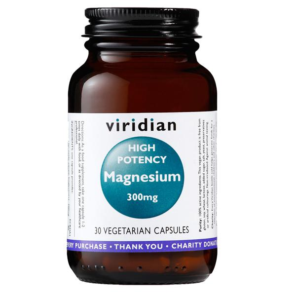 High Potency Magnesium Vegan