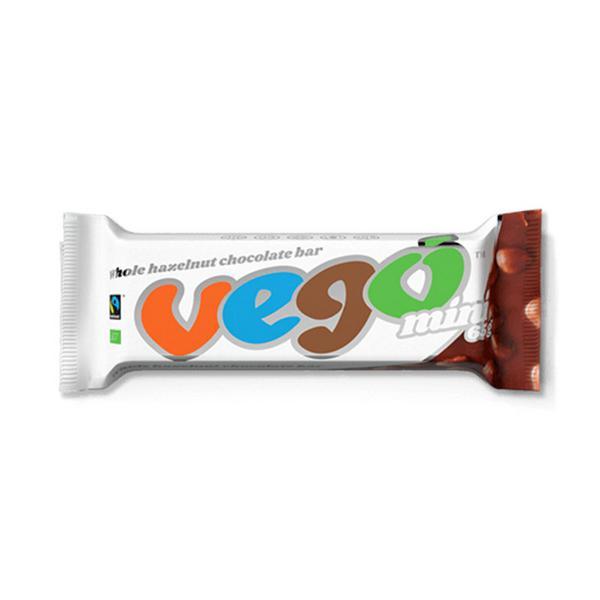 Mini Hazelnut Chocolate dairy free, Vegan, FairTrade, ORGANIC