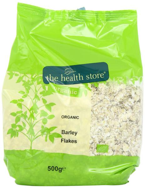Barley Wholegrain Flakes
