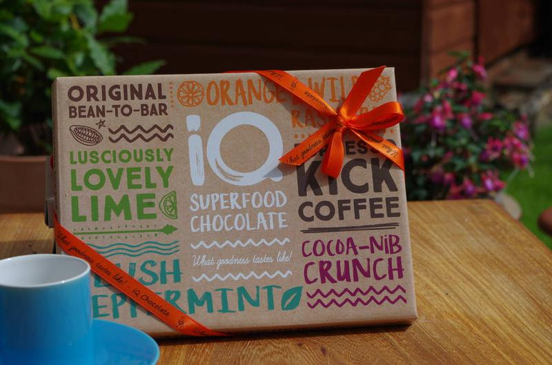 Assorted Superfood Raw Chocolate Gift Pack Gluten Free, ORGANIC