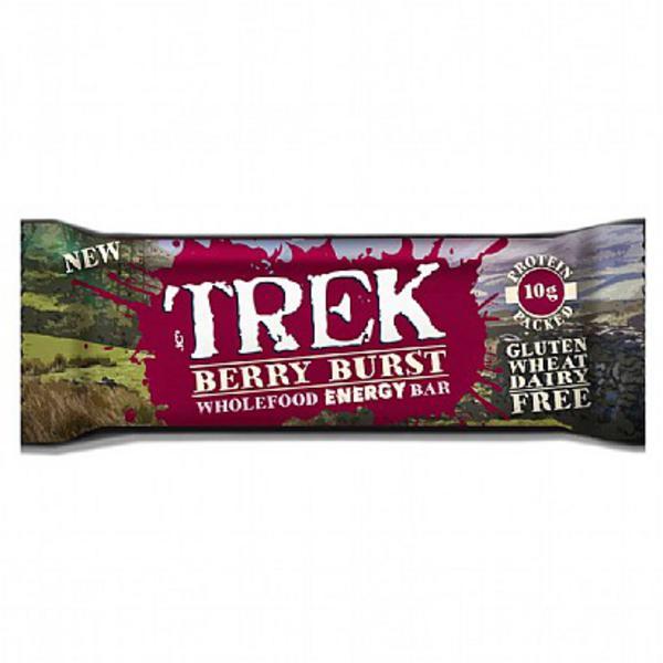 Berry Burst Snackbar Vegan, wheat free