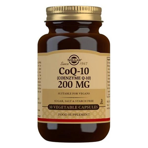Coenzyme Q10 Supplement 200mg Vegan