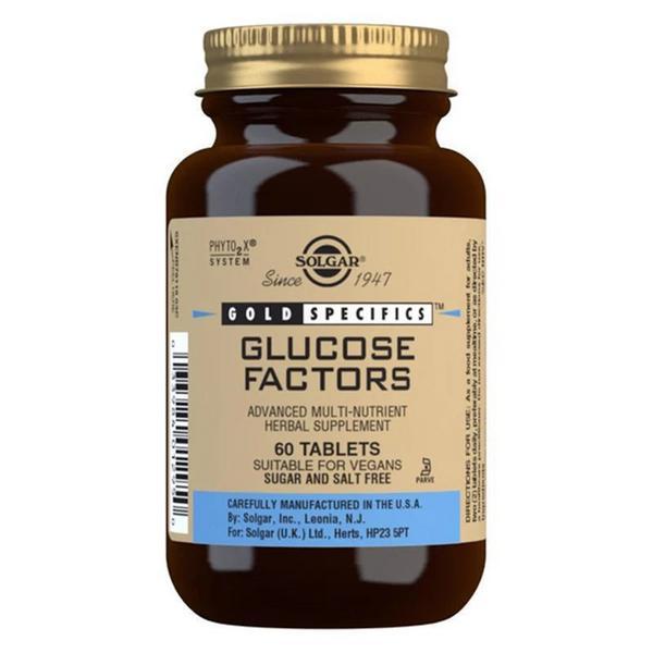 Gold Specifics Glucose Factors Supplement Vegan
