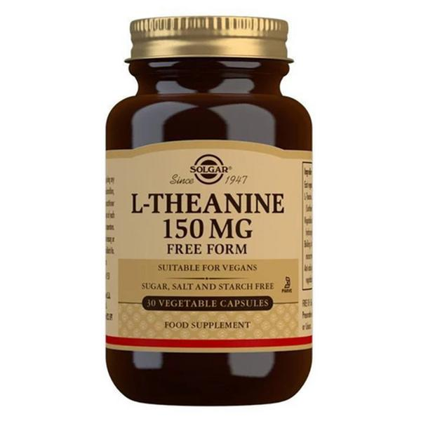 L-Theanine Supplement 150 mg Free Form Vegan